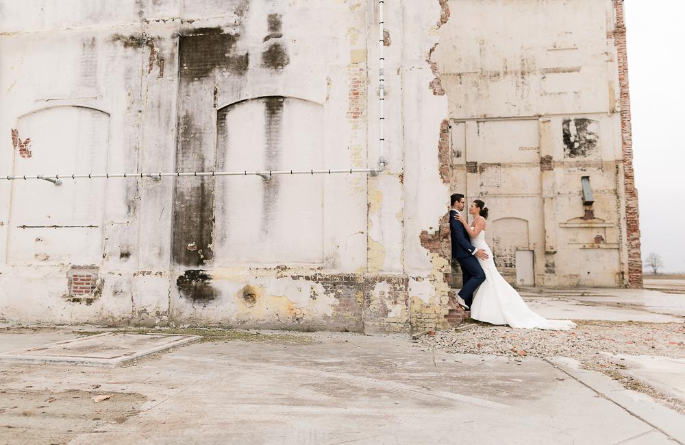 Bruidsfotografie Groningen I Trouwreportage Frens Jan & Adrianne