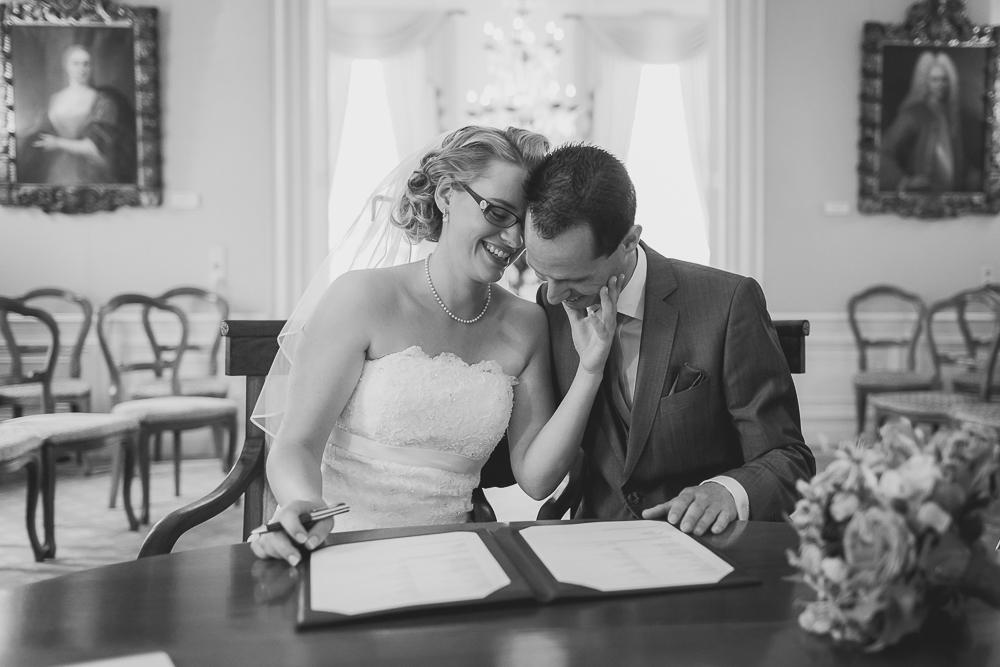 Intimate Wedding Goudestein - Wedding Daniel & Caro